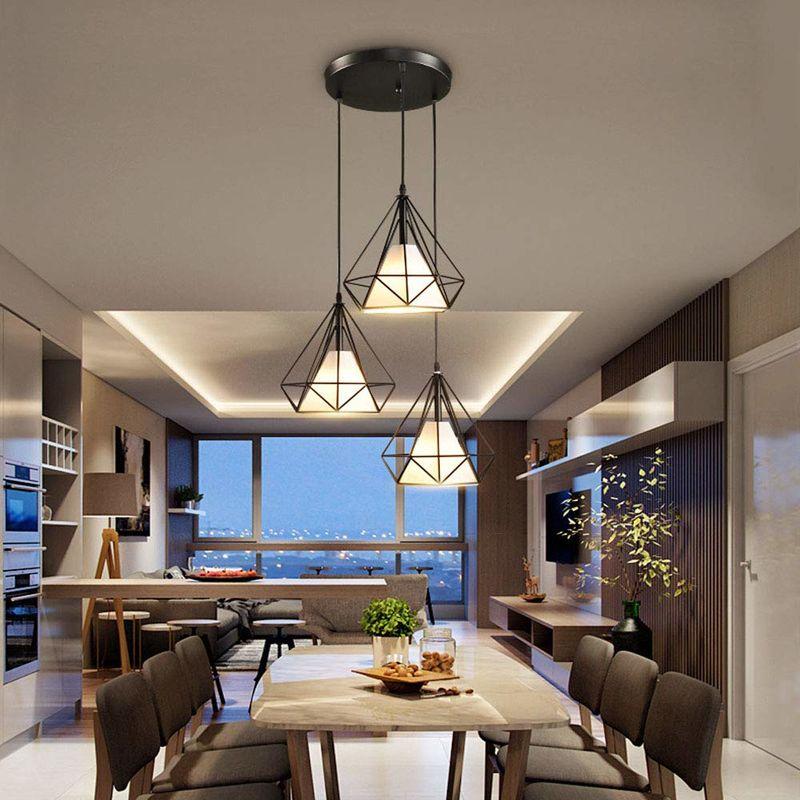 Lustres Luminaires Interieur Diametre E27 30 Cm Cuisine Salon Abat