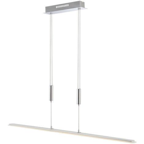 Watts Réglable Lustre 17 Lampe Suspension Luminaire Plafond Del 5 Led Hauteur 9EeH2DIWY