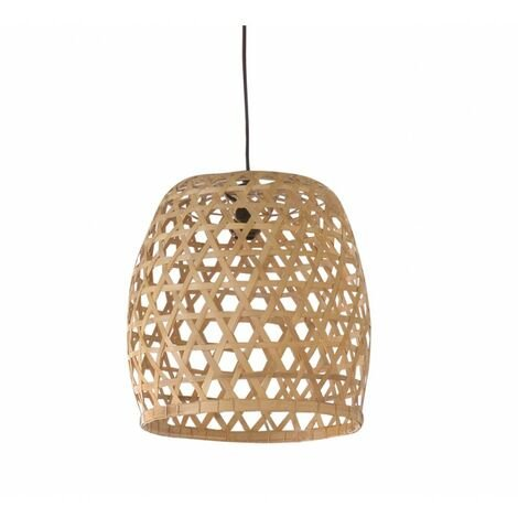 Suspension en bambou - LUZ L - Bois