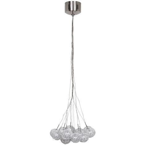 """main image of """"Suspension fil de sphère d'éclairage suspension lampe en verre Massive 41853/17/10"""""""