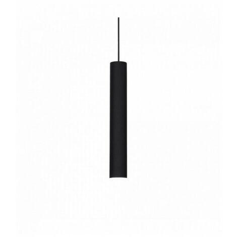 Suspension LOOK Argent 1x28W - IDEAL LUX - 141800