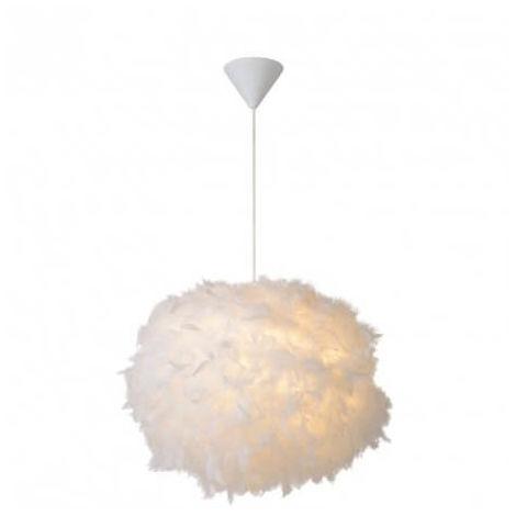 Cm Goosy Soft D50 Blanc Plumes Suspension tdhQrs
