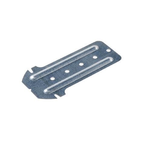 Suspente acier galvanisé pour fourrures type 17/47