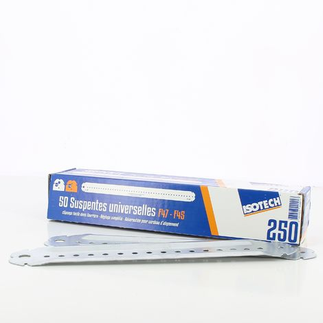 Suspente universelle F47/F45 Isotech