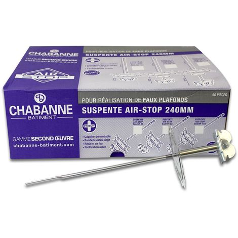 Suspentes Chabanne Air-Stop