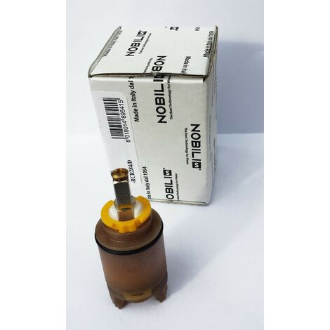 sustitución del cartucho nobili grifos RCR284/D Diam. 28mm | Cartucho