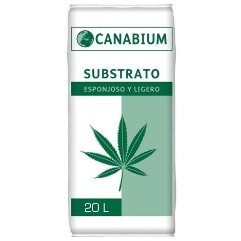 SUSTRATO CANABIUM 20L