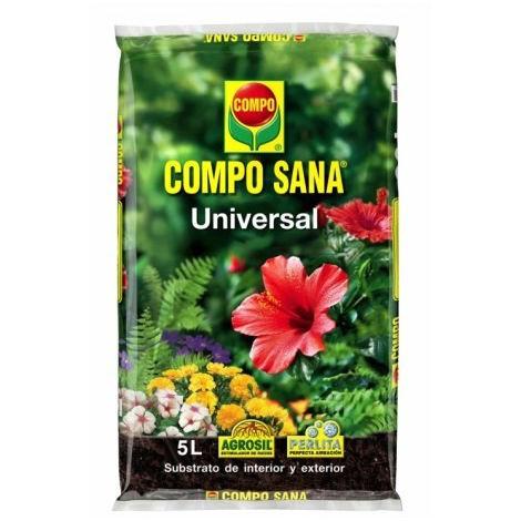 SUSTRATO CULTIVO UNIV COMPO COMPOSANA 1112114011 5 LT