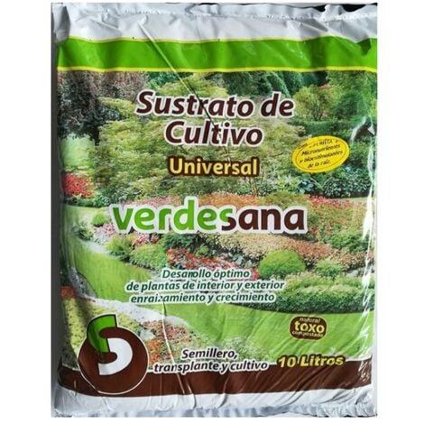 Sustrato de Cultivo Universal Verde Sana 10 L