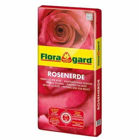 Sustrato especial Rosales Floragard, 20 litros