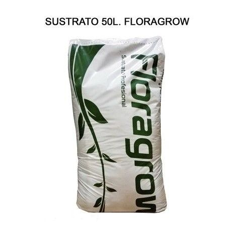 SUSTRATO FLORAGROW 50 L (15 kg) – SUSTRATO PROFESIONAL NATURAL