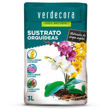 SUSTRATO ORQUIDEAS 3L VERDECORA