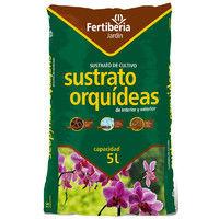 Sustrato Orquídeas Fertiberia 5 L
