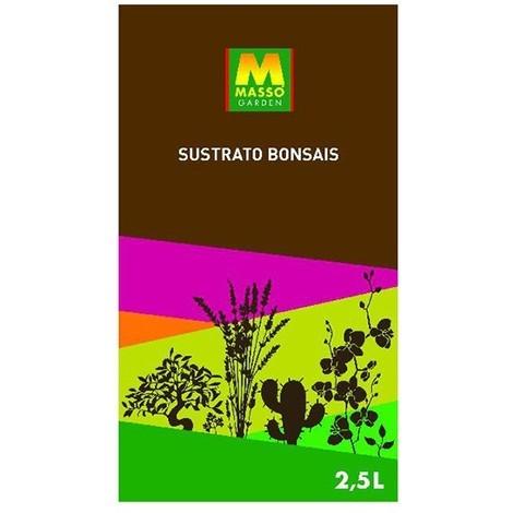 Sustrato para bonsáis 2,5 l Massó