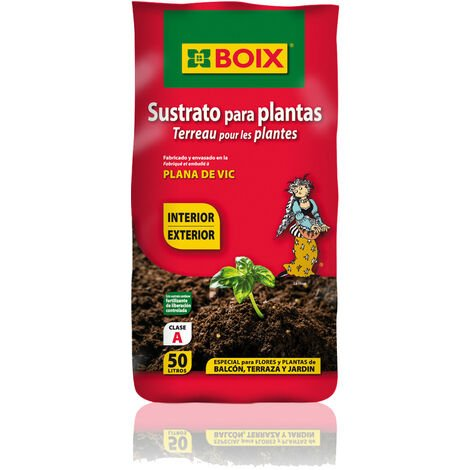 Sustrato para Plantas Boix 50 L