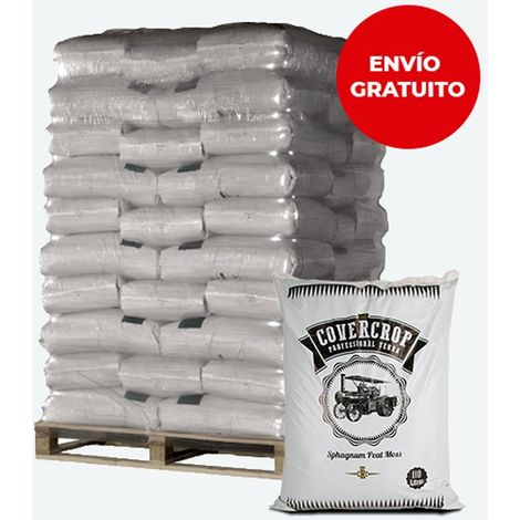 SUSTRATO PROF. COVERCROP 50L – PALET 70 SACOS
