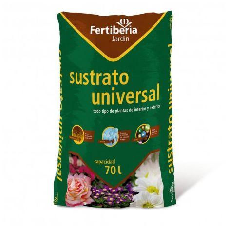 Sustrato universal Fertiberia 70 litros