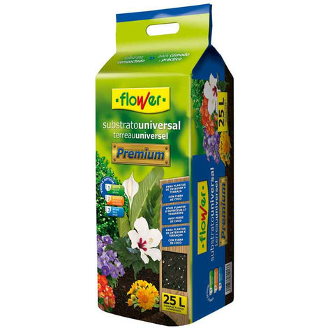 Sustrato Universal Premium Flower 25 L