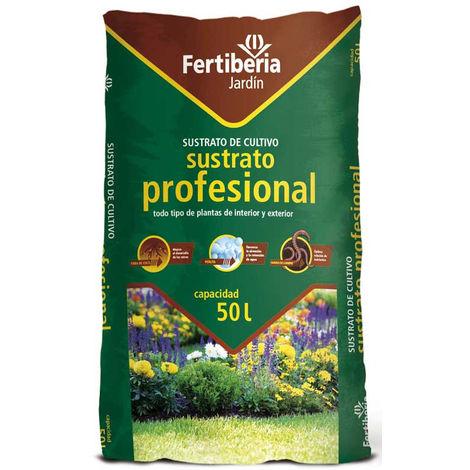 Sustrato Universal Profesional Fertiberia - 50 L