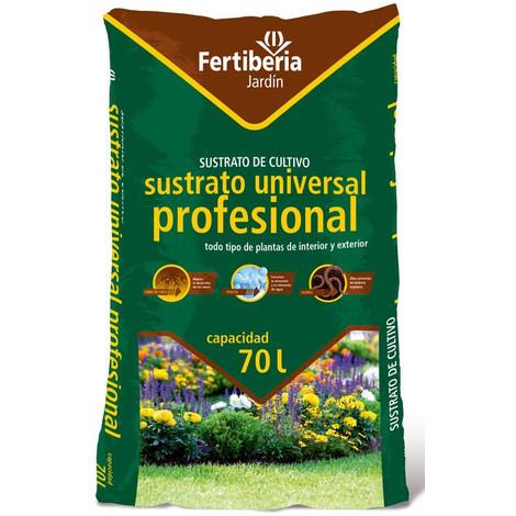 Sustrato Universal Profesional Fertiberia 70 L