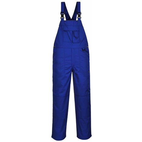 sUw - 9 Pocket Workwear Bib and Brace Dungarees Coverall Overall