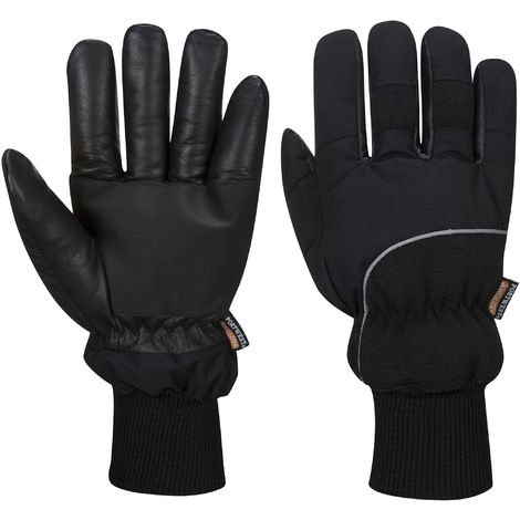 sUw - Apacha Cold Store Thermal Pro Glove One Pair Pack - Black - X-Large