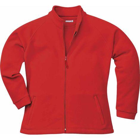 sUw - Aran Ladies Workwear-Casual Fleece Jacket
