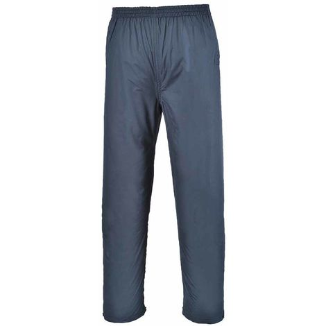 sUw - Ayr Lightweight Breathable Waterproof Trousers With Elasticated Waist