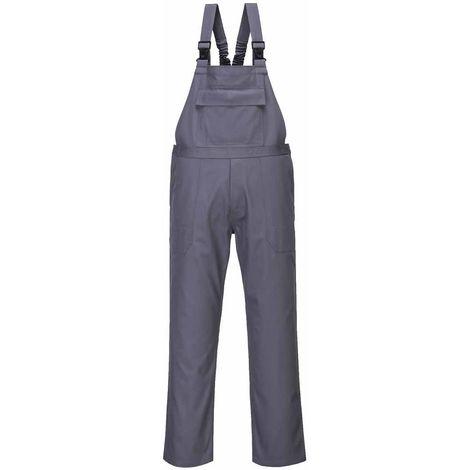 Bizflame Pro Flame Resist Safety Workwear Bib /& Brace Dungarees sUw