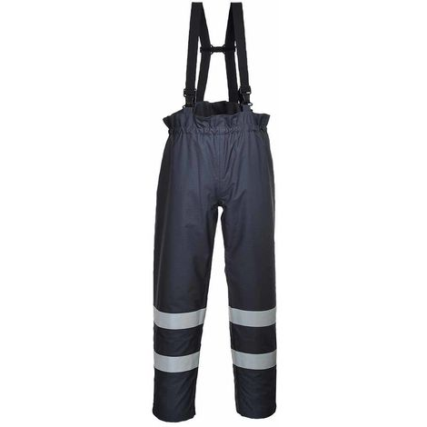 sUw - Bizflame Specialist Rain Multipurpose Protective Trouser With Brace