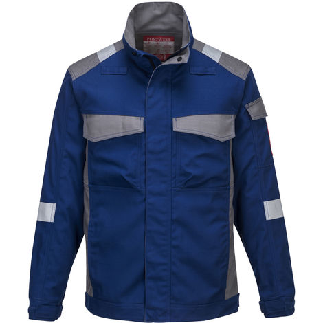 sUw - Bizflame Ultra Two Tone Flame Resistant Workwear Jacket