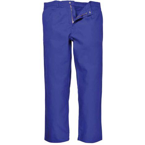 sUw - Bizweld Flame Resistant Safety Workwear Trousers