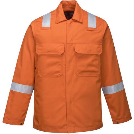 sUw - Bizweld IONA Flame Resistant Safety Workwear Jacket