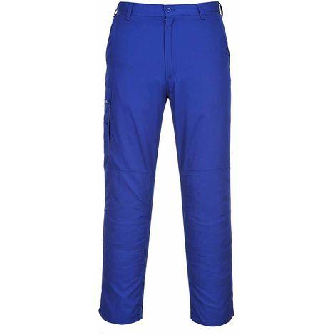 sUw - Bradford Workwear Polycotton Cargo Trousers With Knee Pad Pockets