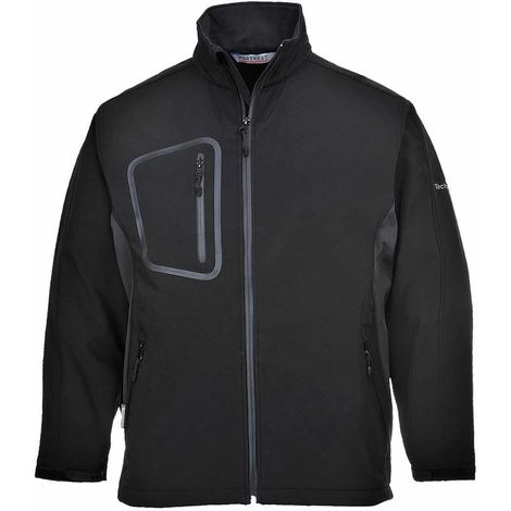 sUw - Breathable Waterproof Duo Softshell Jacket With Contrast Panels (3L)