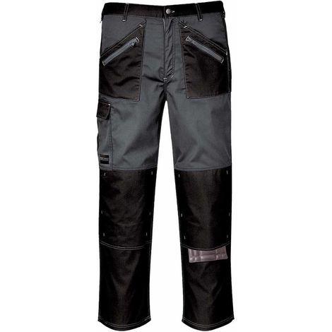 sUw - Chrome Two Tone Workwear Trouser