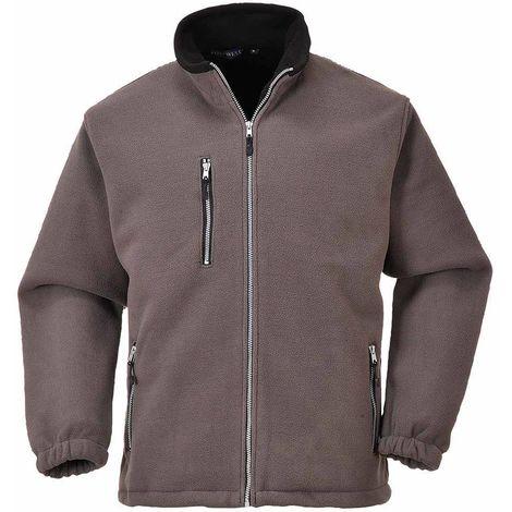 sUw - City Workwear Double Sided Fleece Jacket
