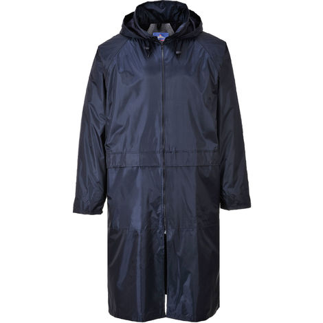 sUw - Classic Workwear Adult Rain Storm Coat