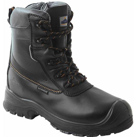 sUw - Compositelite Traction 7 inch (18cm) Safety Boot S3 HRO CI WR