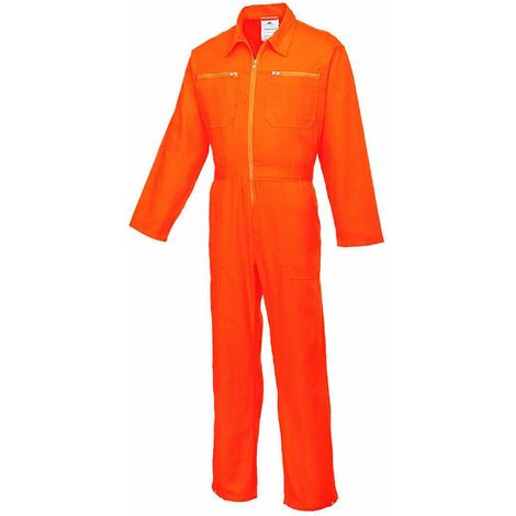 sUw - Cotton Workwear Coverall Boilersuit