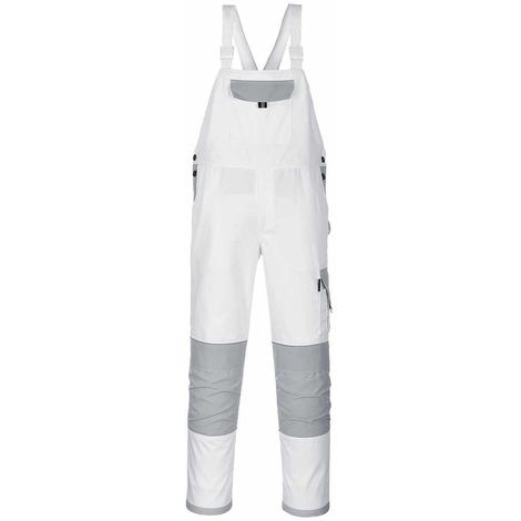 sUw - Craft Two Tone Workwear Bib & Brace Dungarees Coverall