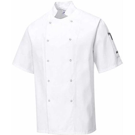 sUw - Cumbria Chefs Kitchen Workwear Jacket
