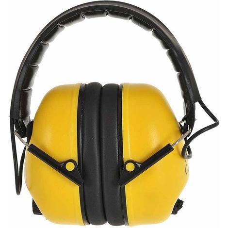 sUw - Electronic Ear Muff Yellow Regular