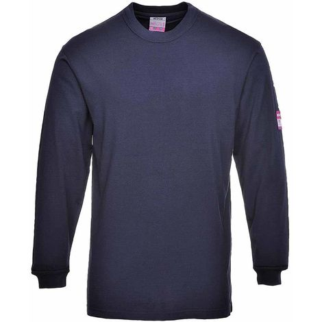 sUw - Flame Resistant Anti-Static Long Sleeve T-Shirt