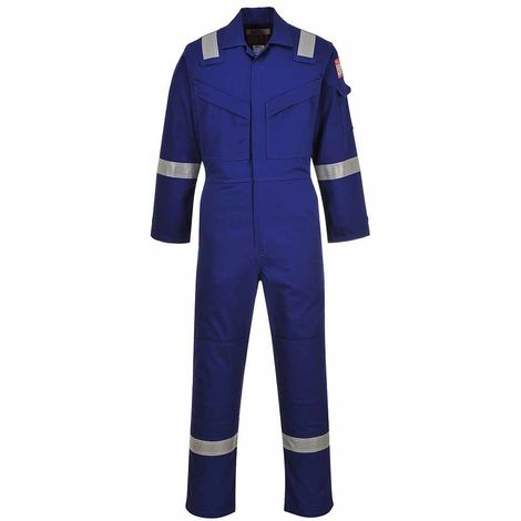 sUw - Flame Resistant Safety Workwear Anti-Static Coverall Boilersuit