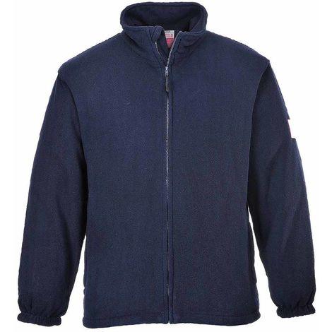sUw - Flame Resistant Safety Workwear Anti Static Fleece Jacket