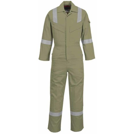 sUw - Flame Resistant Super Light Weight Anti-Static Coverall 210g