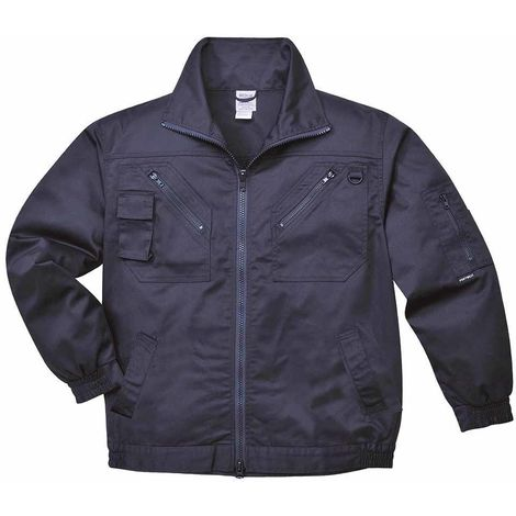 sUw - Functional Outdoor Workwear Action Cargo Jacket With 6 Pockets