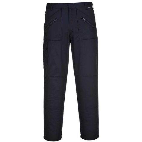 sUw - Functional Outdoor Workwear Action Cargo Trousers With 11 Pockets