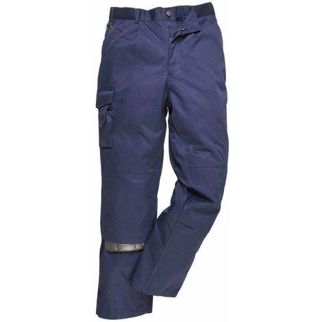 sUw - Heavy Duty Workwear Multi Pocket Trousers With Knee Pad Pocket